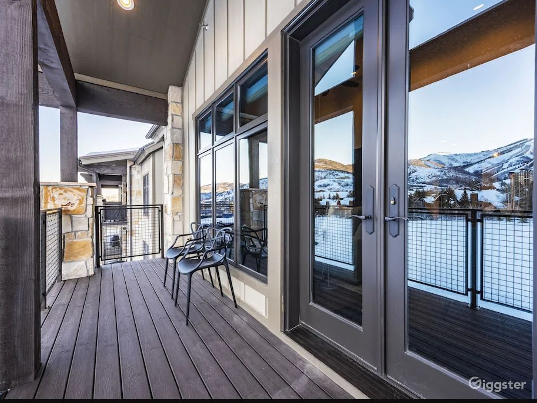 Mountain View Penthouse in Park City Photo 1