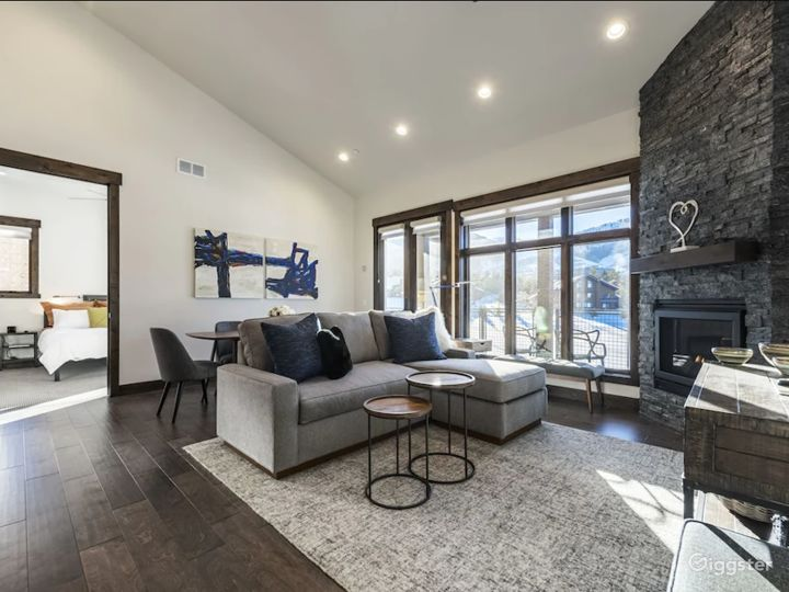 Mountain View Penthouse in Park City Photo 3