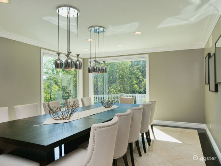 Dining Room for 12
