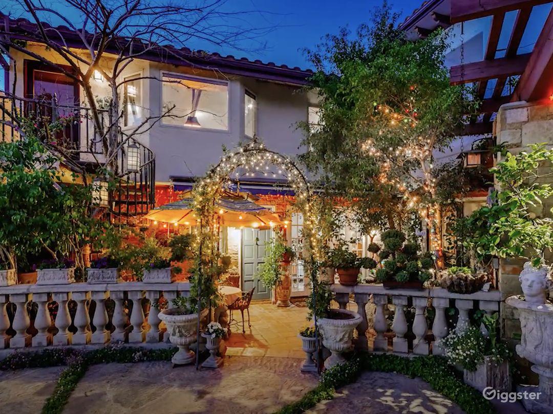 Mediterranean Villa With Expansive Views Photo 2