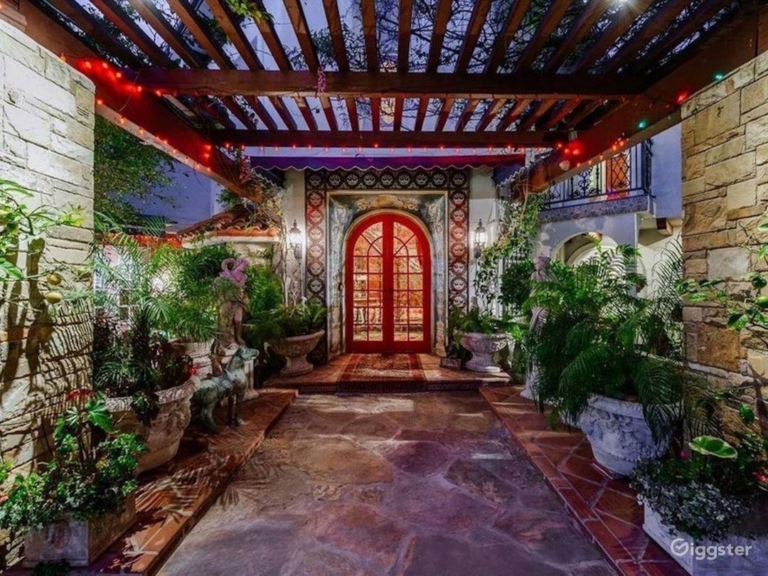 Mediterranean Villa With Expansive Views Photo 1