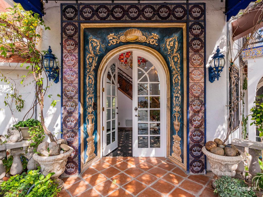 Mediterranean Villa With Expansive Views Photo 3