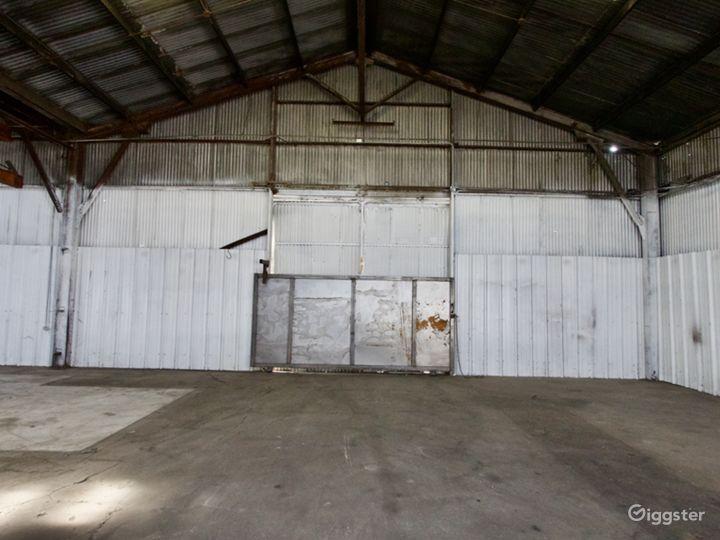 Metal Warehouse Location Photo 2