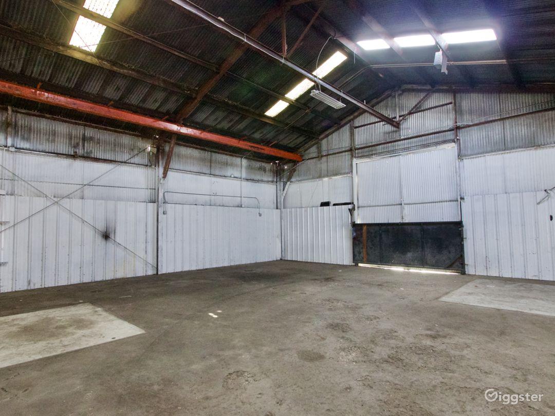 Metal Warehouse Location Photo 1