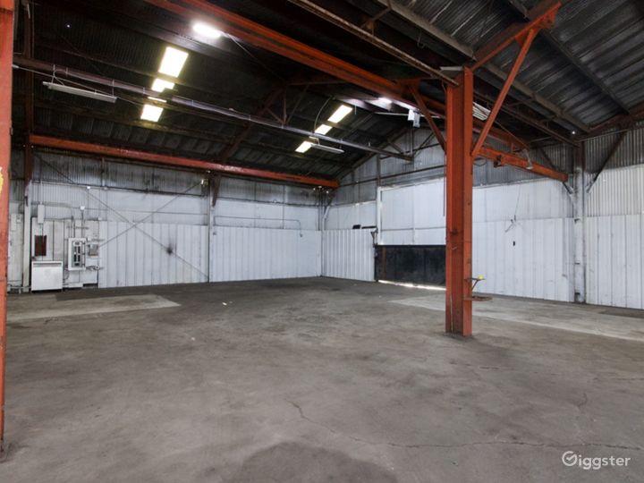Metal Warehouse Location Photo 5