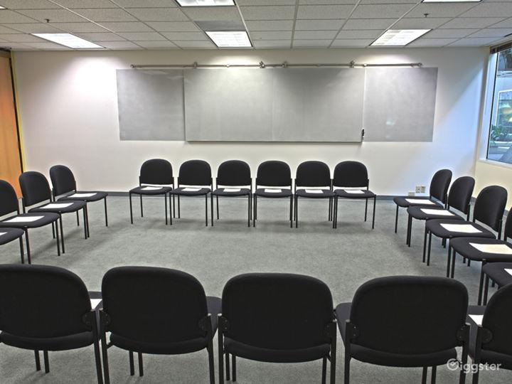 Group Set up