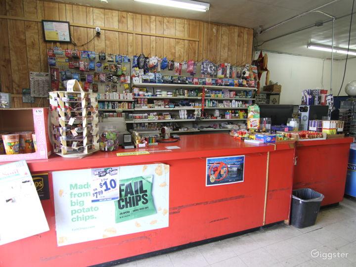 Large Market/Convenience Store/Liquor store