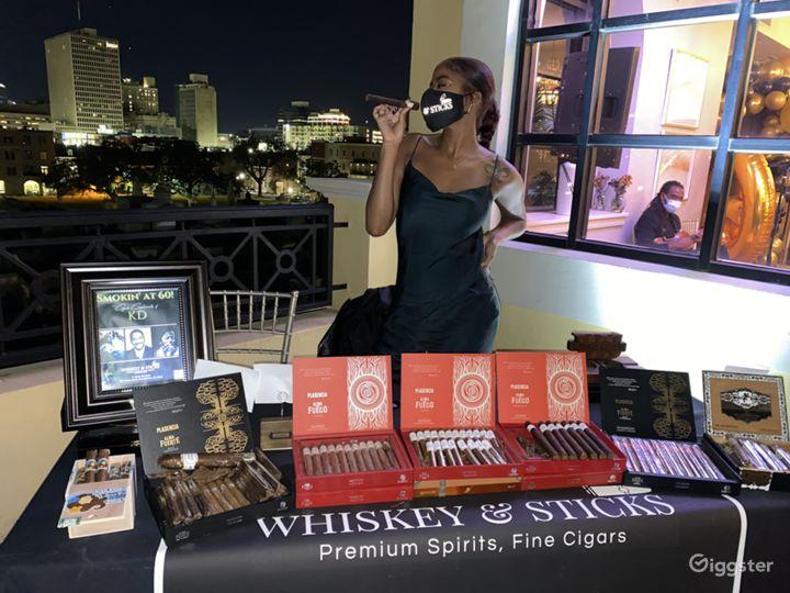Whiskey Bar and Cigar Lounge Photo 4
