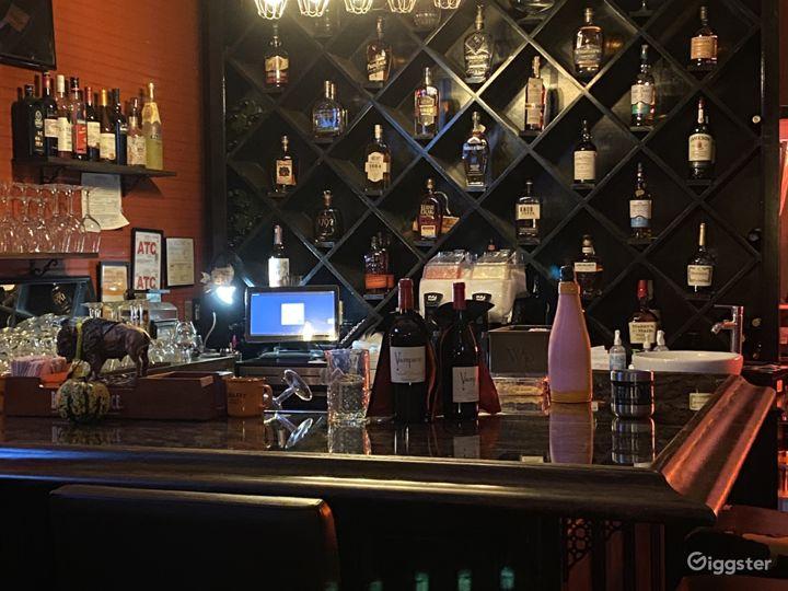 Whiskey Bar and Cigar Lounge