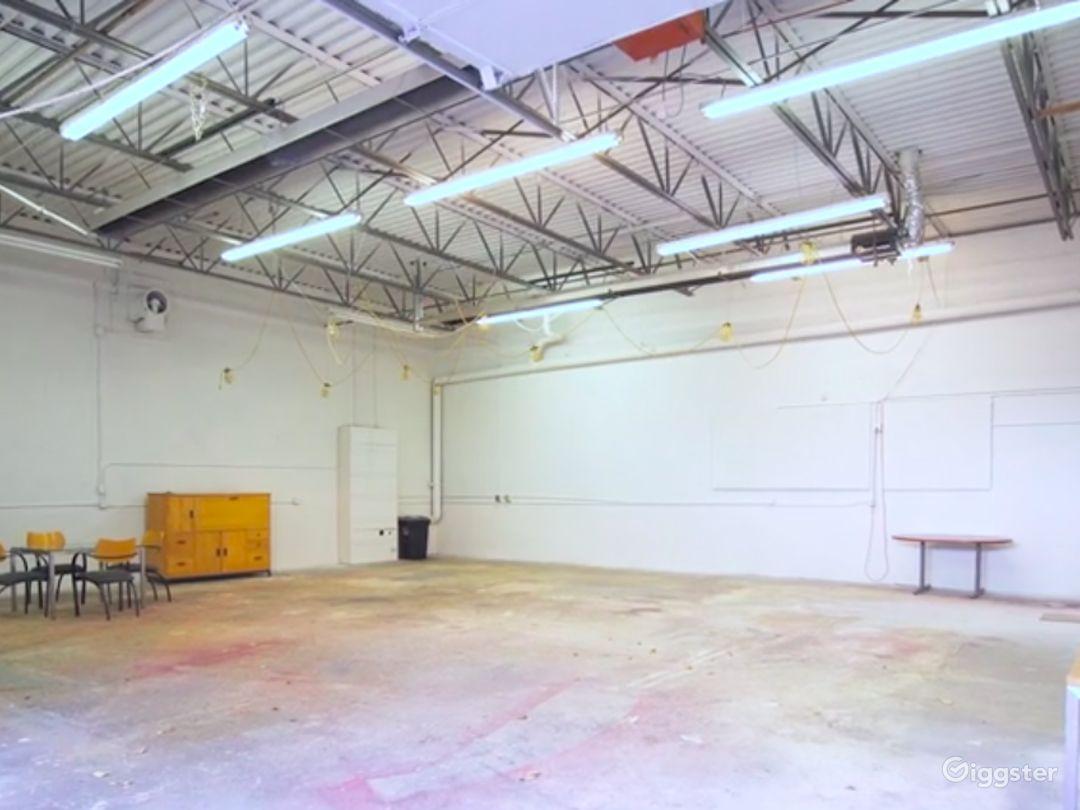 Stylish and Airy Photo Studio in Minneapolis Photo 1