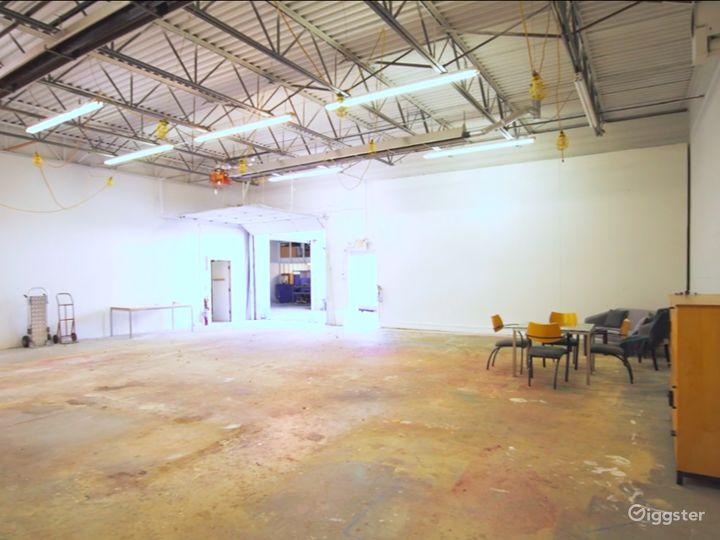 Stylish and Airy Photo Studio in Minneapolis Photo 2