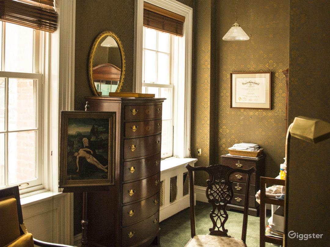 Classic Ornate Manhattan Greystone  Photo 5