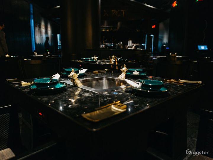 Unique Restaurant Area in Las Vegas Photo 5