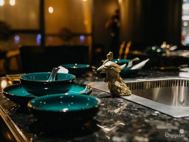 Unique Restaurant Area in Las Vegas Photo 4