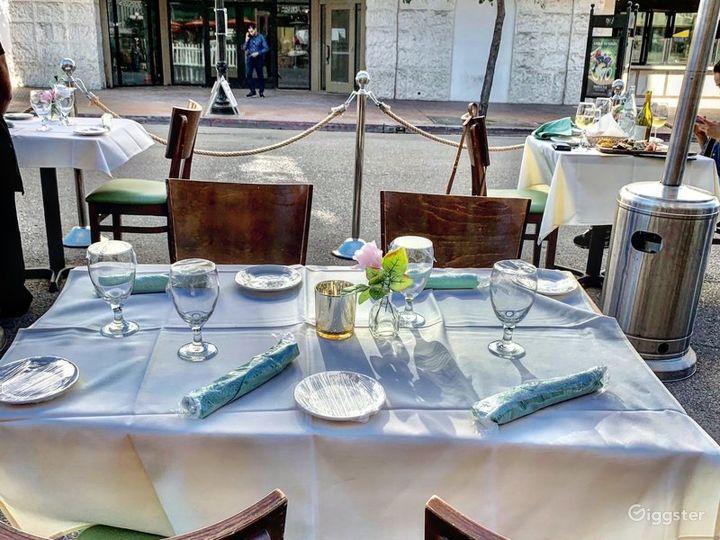 Italian Inspired Patio in San Diego Photo 5