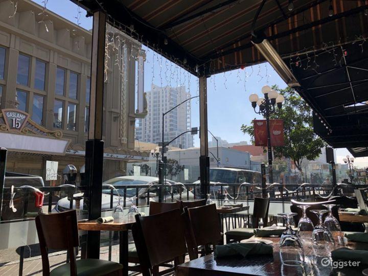Italian Inspired Patio in San Diego Photo 3