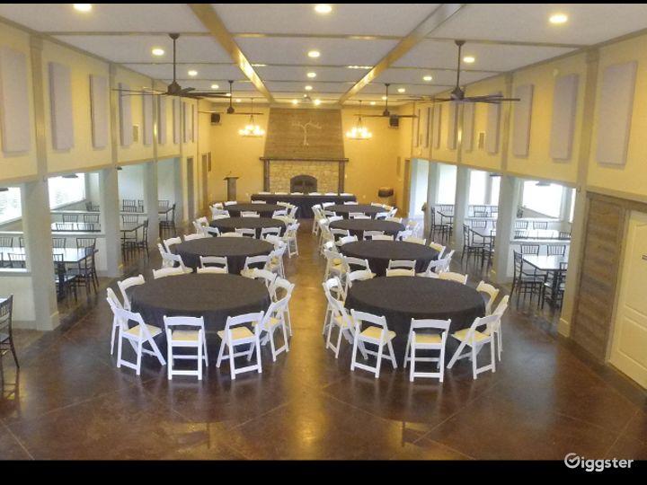 Vineyard Winery Venue - Fest Hall Photo 2