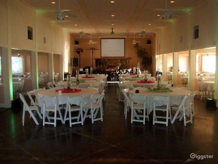 Vineyard Winery Venue - Fest Hall Photo 3