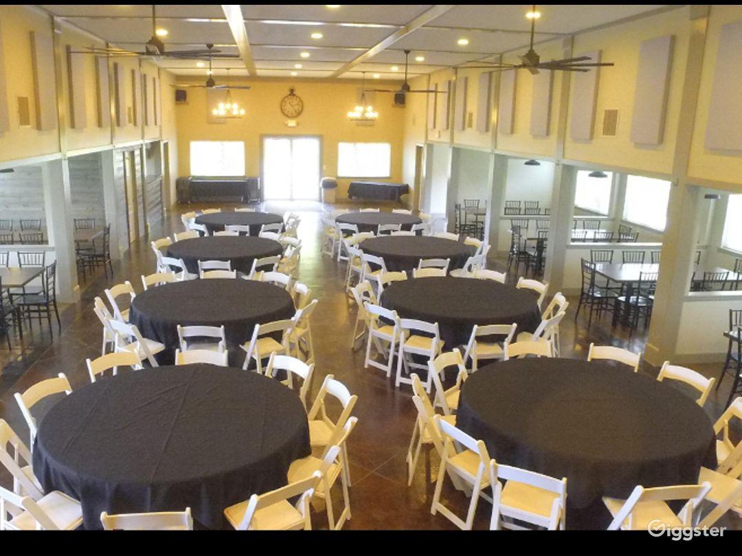 Vineyard Winery Venue - Fest Hall Photo 1