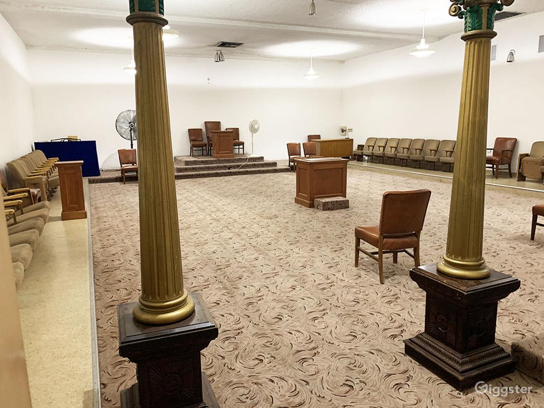 Masonic Hall 2