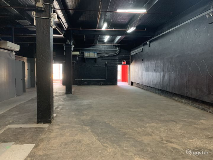 Theater Space in LIC, Queens