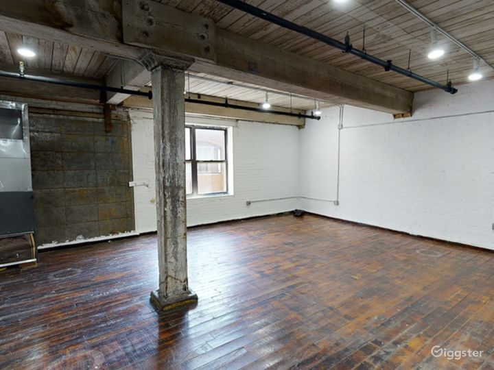 Art Space In Greenpoint With Natural Light