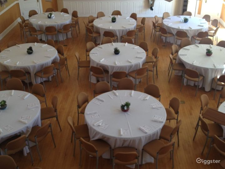 Event venue with multiple indoor and outdoor spaces - Buyout Photo 2