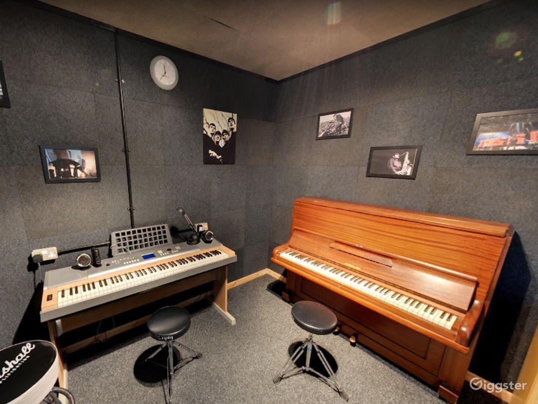 Music Room 7 in Birmingham Photo 1