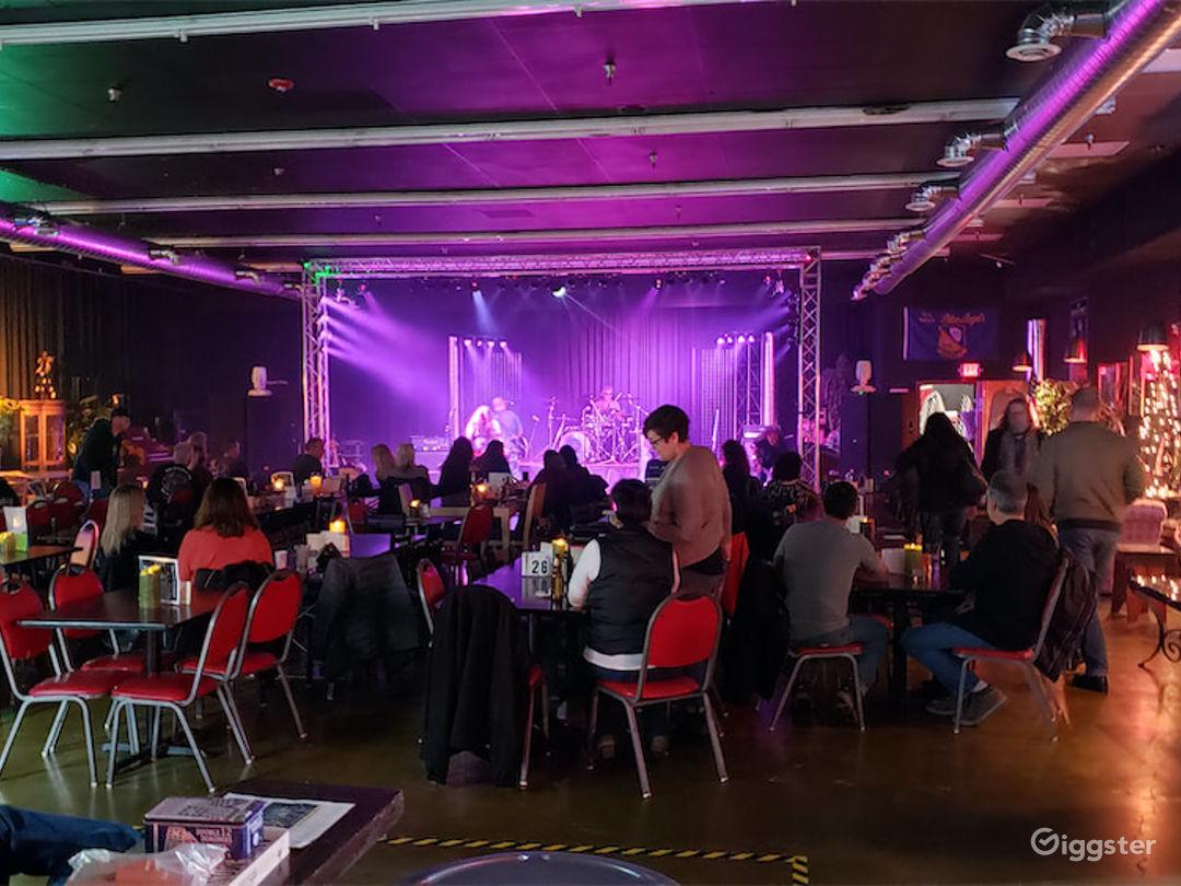 Portland's most popular spacious pub / music venue Photo 1