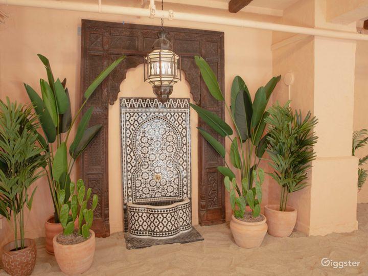 Downtown LA Moroccan Desert Bohemian Loft w/ Sand Photo 5