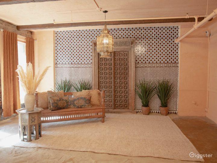 Downtown LA Moroccan Desert Bohemian Loft w/ Sand Photo 3