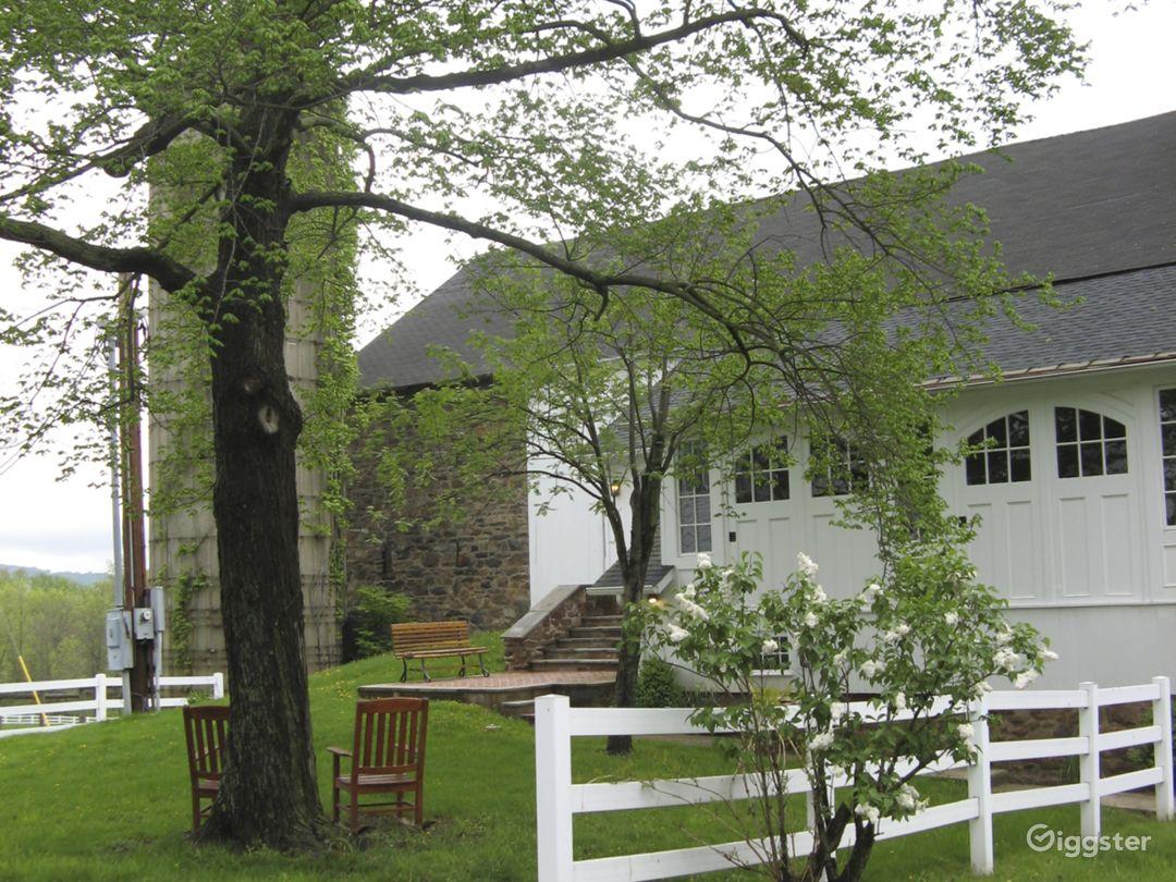 Chapel Studio, Silo and Bank Barn