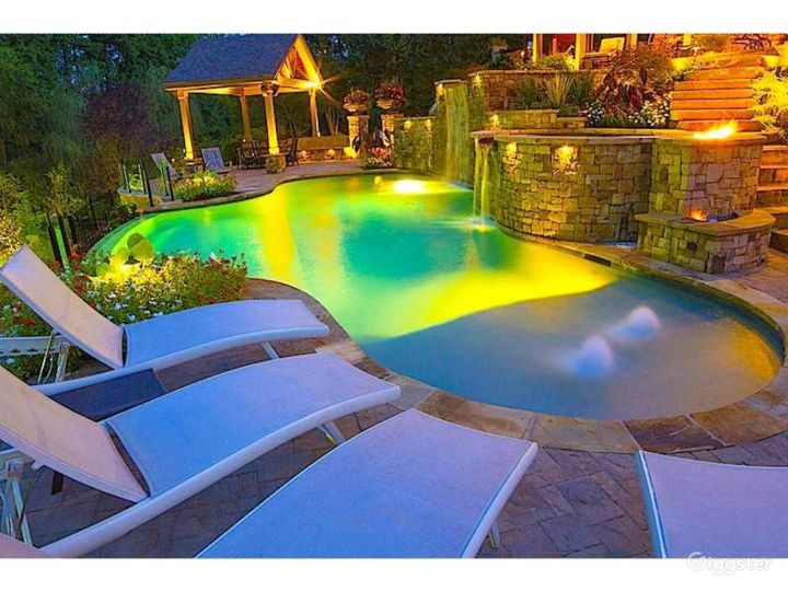 Sublime Luxury and Amazing Outdoor Living