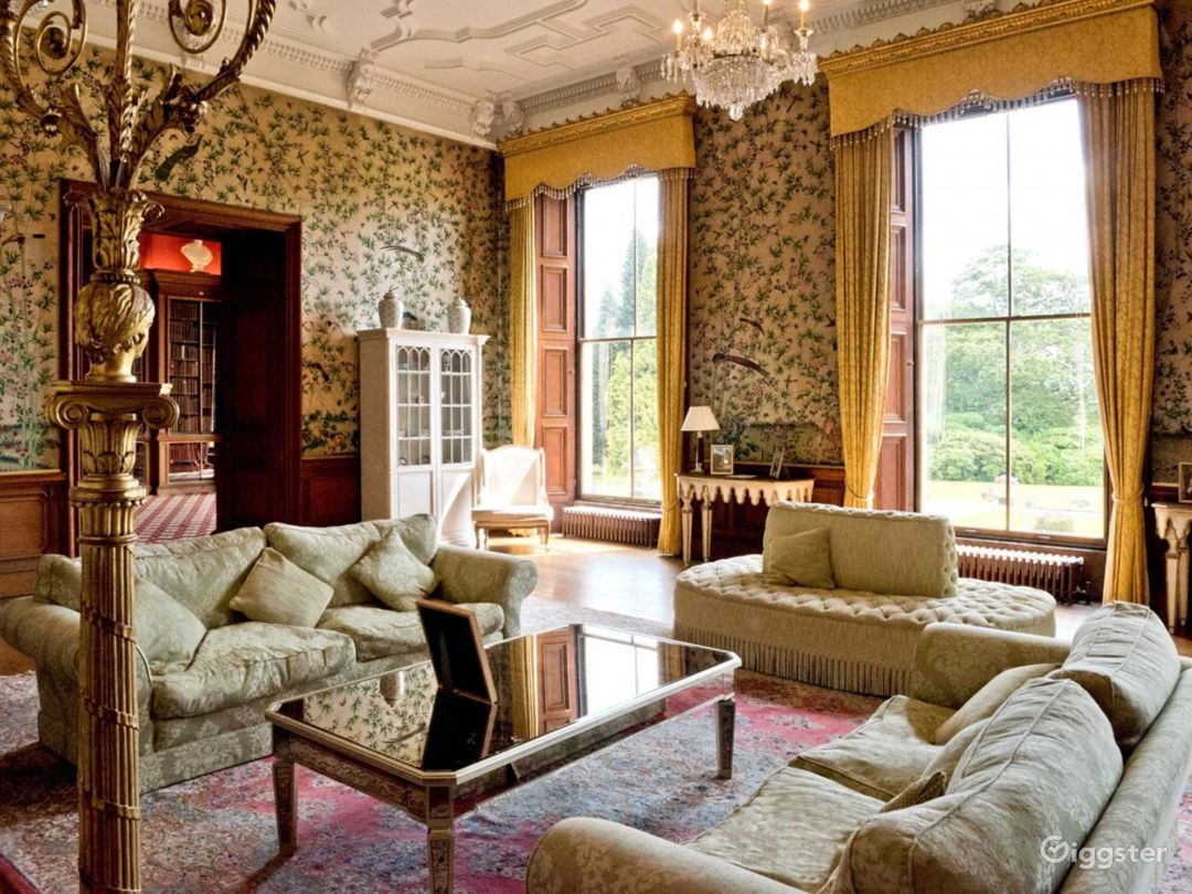 Fascinating Drawing Room in Stafford Photo 1