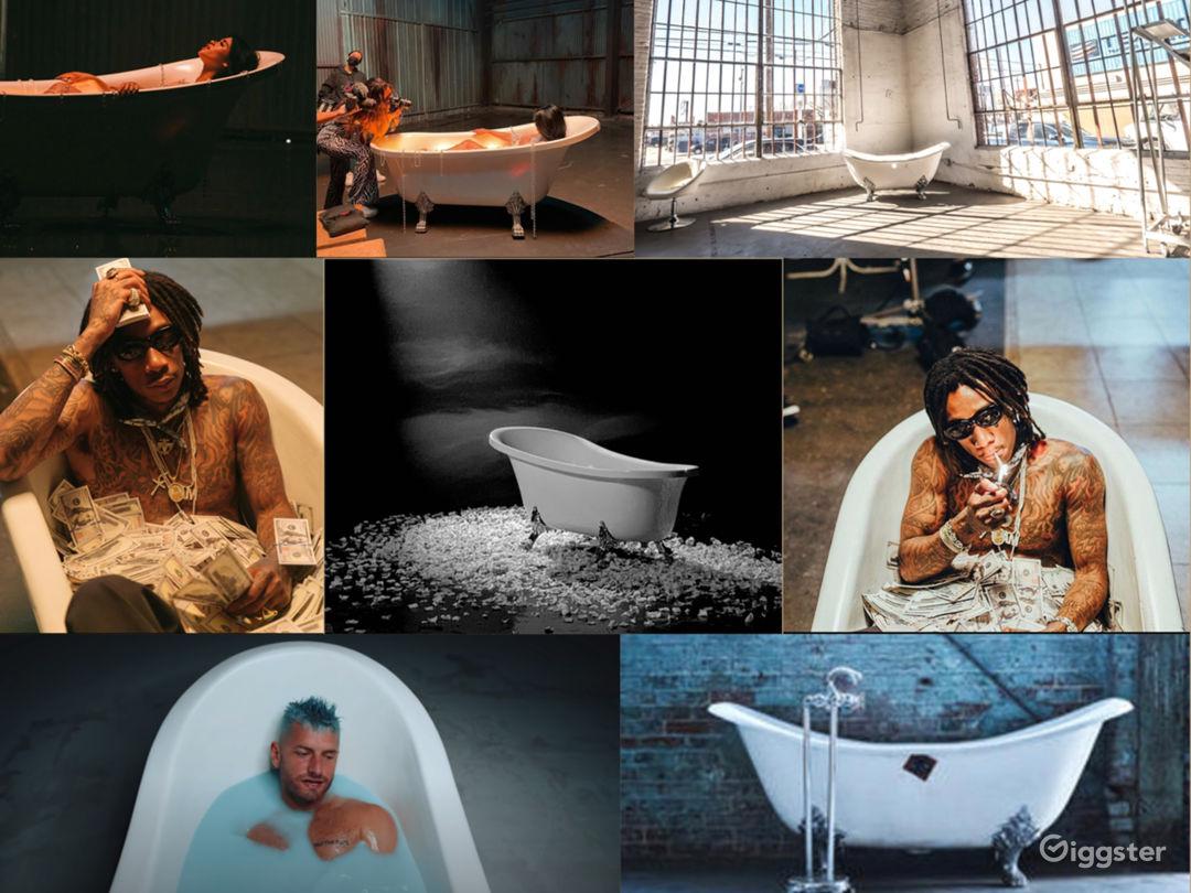 Clawfoot Bathtub Set 🛁 Photo 1