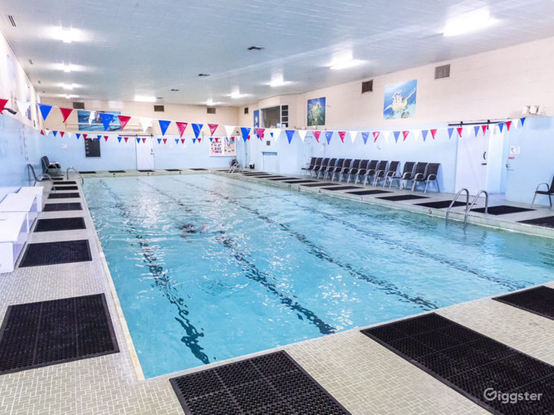 Indoor Olympic Size Pool Beverly Hills Rent This Location On Giggster
