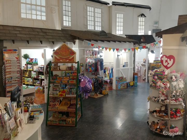 Toy Store/Event Space