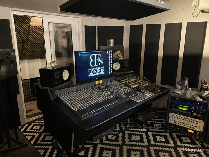 Recording and Rehearsal studio in London, UK Photo 5