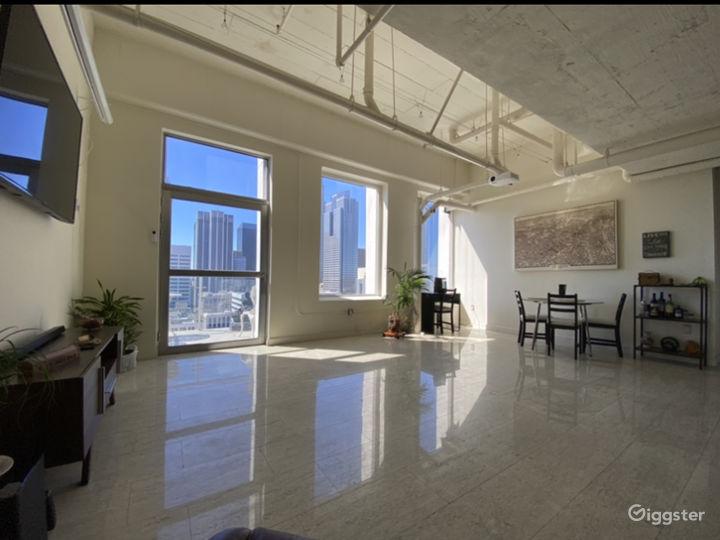 Downtown LA Penthouse Loft Photo 2