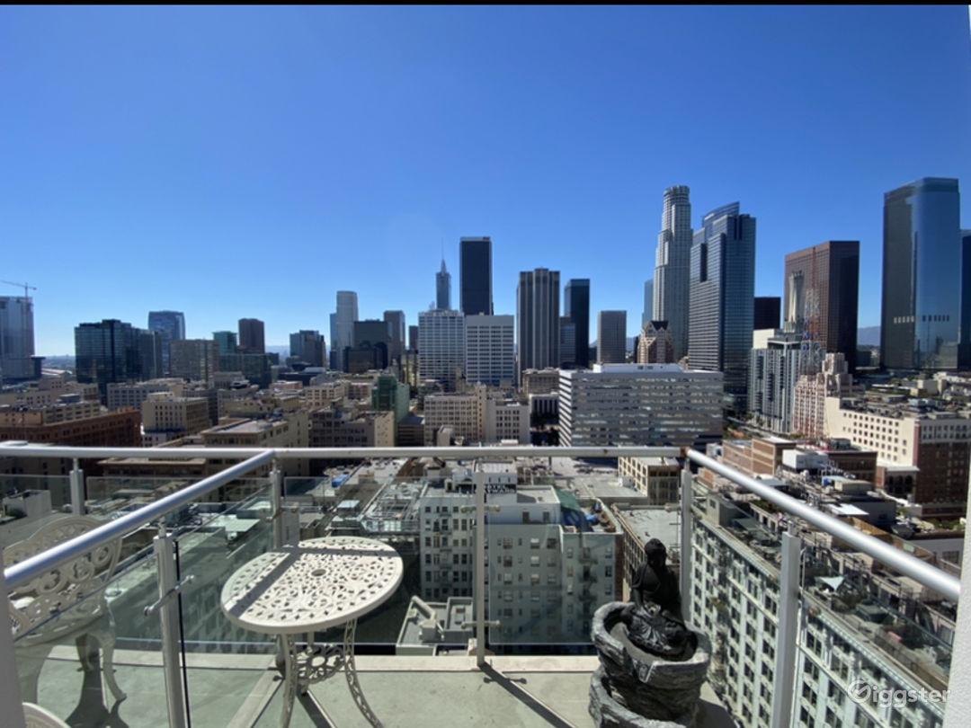 Downtown LA Penthouse Loft Photo 1