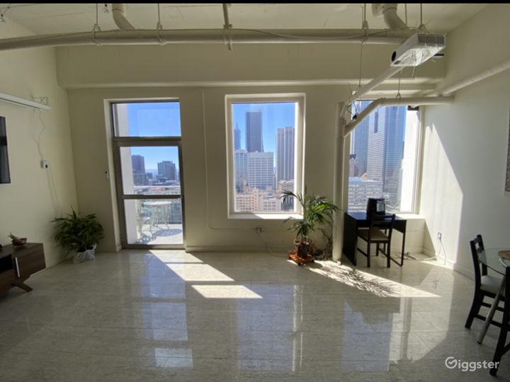 Downtown LA Penthouse Loft Photo 3