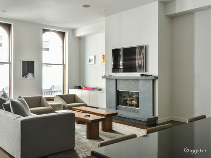 Contemporary NYC apartment: Location 5118 Photo 3