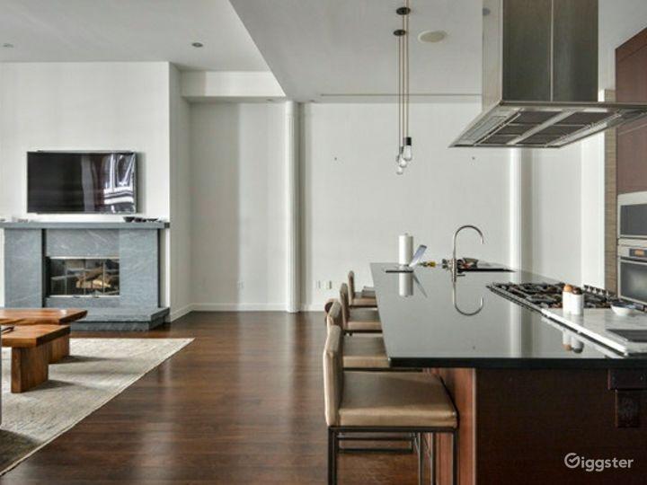 Contemporary NYC apartment: Location 5118 Photo 4