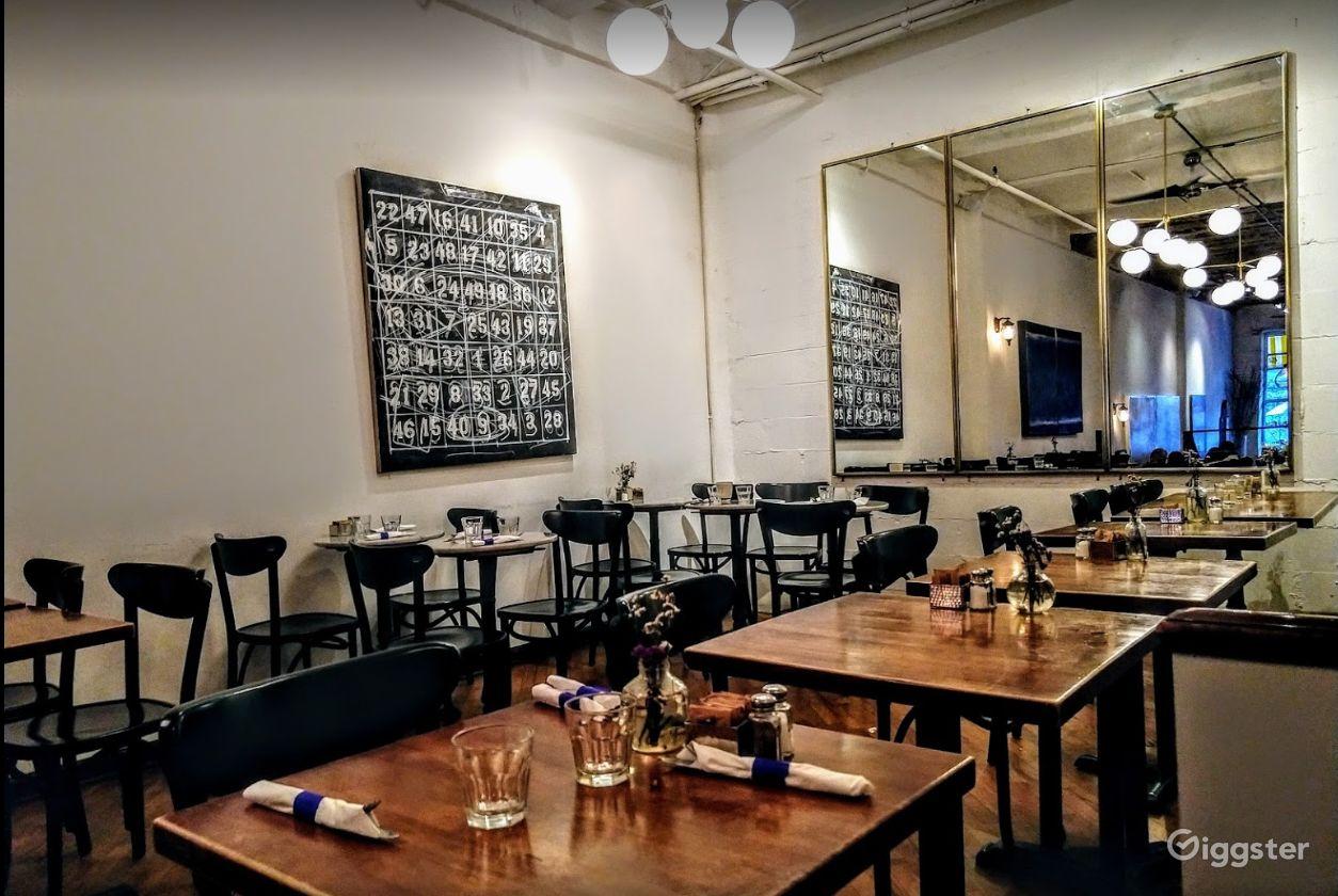 Quaint Little Cafe Photo 1