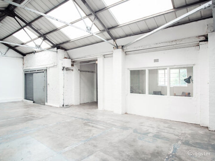 Large East London Warehouse Studio & Events Space Photo 5