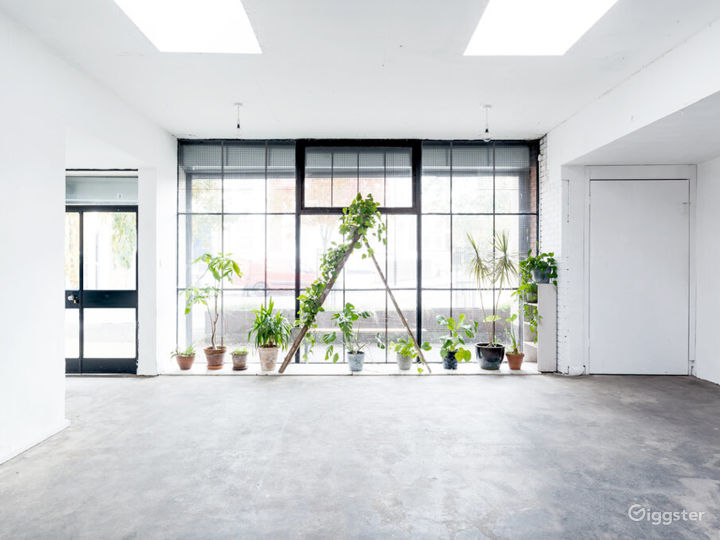 Large East London Warehouse Studio & Events Space Photo 3