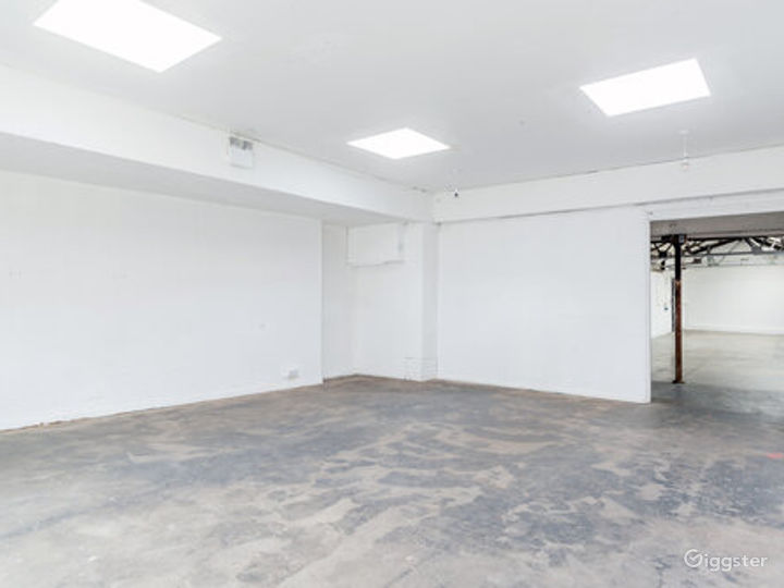 Large East London Warehouse Studio & Events Space Photo 4