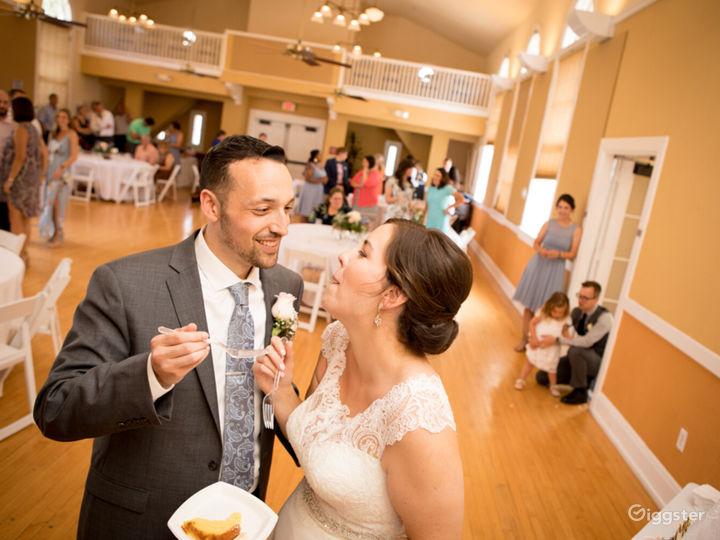 Stylish Wedding Reception At The Sanctuary Photo 3