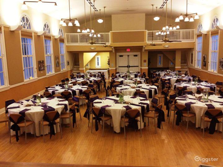 Stylish Wedding Reception At The Sanctuary Photo 4
