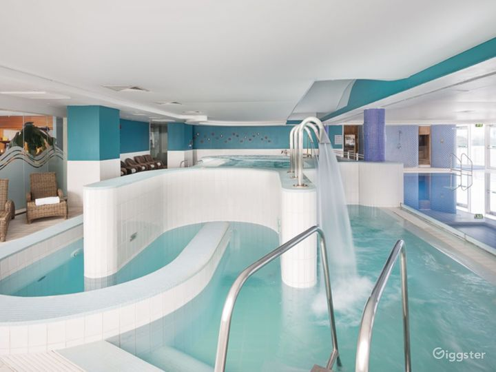 Relaxing Hotel Spa in Cardiff
